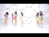 少女时代 gee 白色舞蹈版【5u视频工作室】