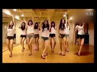 2013韩国少女时代 可爱舞蹈