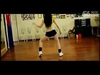 美女震动棒屁股扭臀舞 健身舞