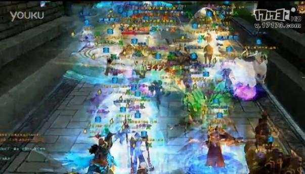 玩家自制视频一区百人团战~BOSS的点点滴滴