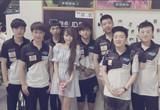 EP俱乐部CF队新阵容集体亮相ChinaJoy现场