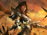 玩家作品:以一敌百 暗黑3女猎魔人