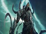 暗黑3艺术作品:死神降临 玛瑟伊尔