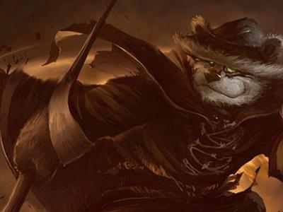 Amaz自制熊猫武僧炉石英雄和卡牌一览