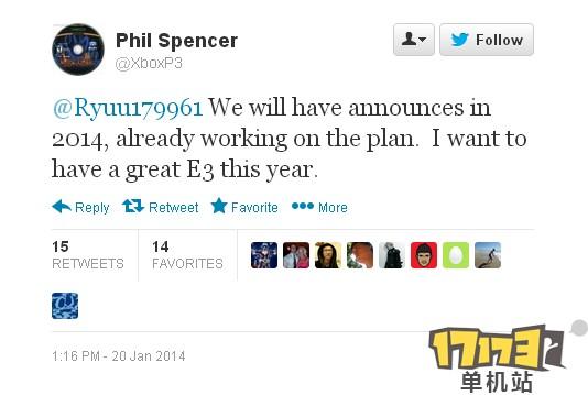 微软还有新独占 《光环5》发售日E3宣布-17173单机游戏频道