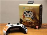 《泰坦神兵》主题Xbox One手柄开箱图组
