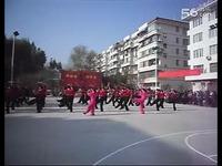 樱花体操舞--木兰单扇-泰顺广场热播_17173游林娇高清运动员图片