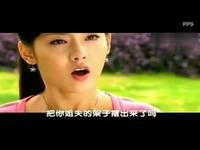 张嘉倪保剑锋《又见一帘幽梦07》激情床戏吻 游戏