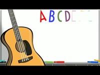 超清花絮 精选流行儿歌 英语ABC字母歌 少儿启