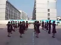 荆门红歌红军舞竹板舞十送白板-游戏视频焦如何广场教程一体机使用图片