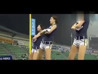 韩国美女拉拉队性感热舞