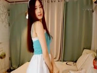 时尚韩国性感美女bj佳琳热舞 游戏视频
