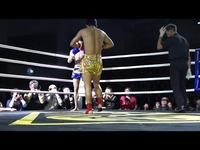 KF1第十六战 大田原友亮 (日本) VS Den (泰国