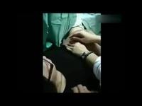 女人顺产疼痛视频