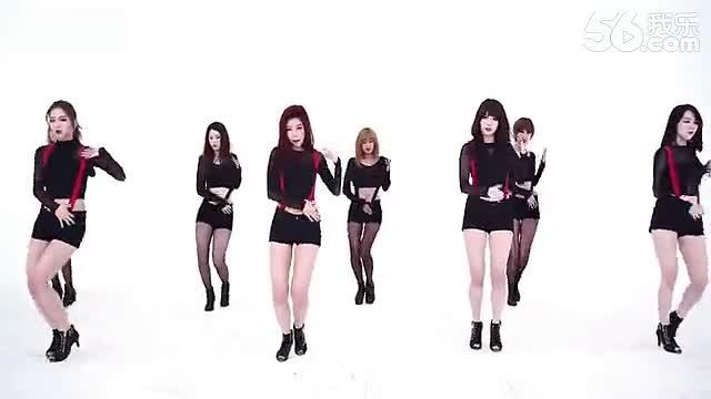 韩国活力女团girl s day 性感转型回归《期待》舞蹈版-girlsday 热推
