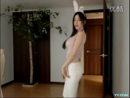 韩国美女主播姐妹花制服诱惑热舞自拍