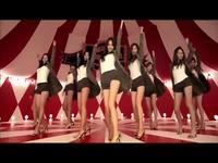 精彩视频 少女时代 genie舞蹈版