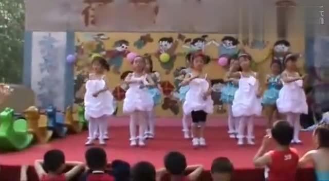 蓓蕾幼儿园舞蹈 律动手语舞蹈 我们都是好孩子 `[高清]-游戏视频 合集