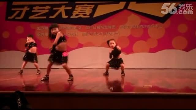 2014幼儿舞蹈之韩国动感歌曲《电话情缘》-游戏视频