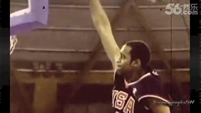 欧美篮球双人头像