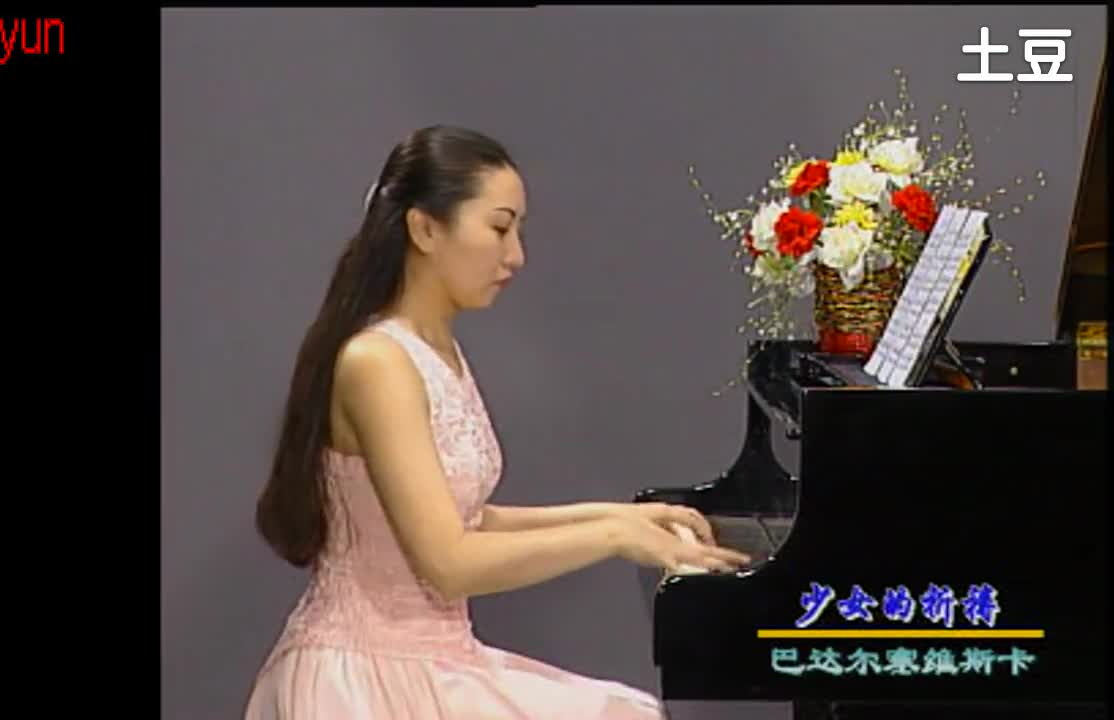 北风吹 钢琴曲