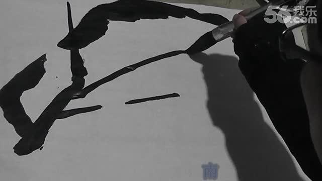 画水墨写意梅花 南忠豹超清国画视频-勾线梅花画法