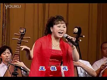 热播内容 秦腔唱段  王桂花纺线  张宁 演唱-经典