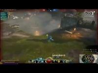 激战2-大剑守护者战场杀戮