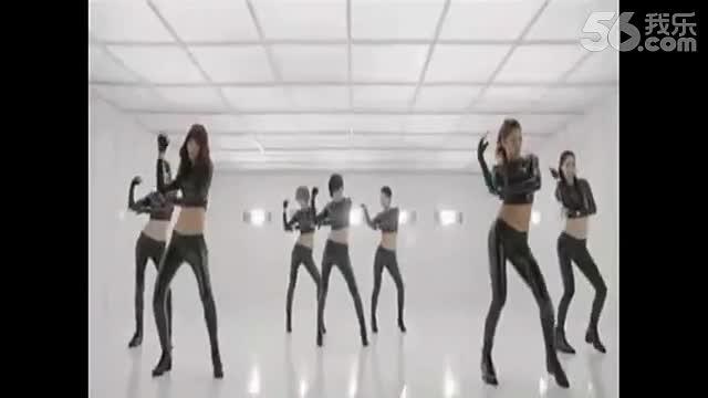 美女舞蹈mv 游戏视频