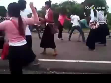 越南美女舞团热舞girls
