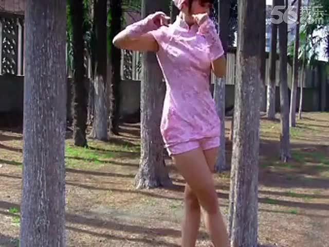 旗袍美女 性感热舞 游戏视频