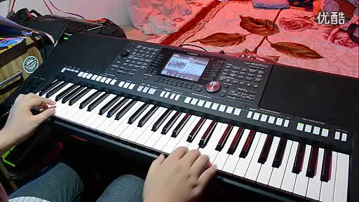 电子琴键盘 初级班第六期第一课第一部分[认识