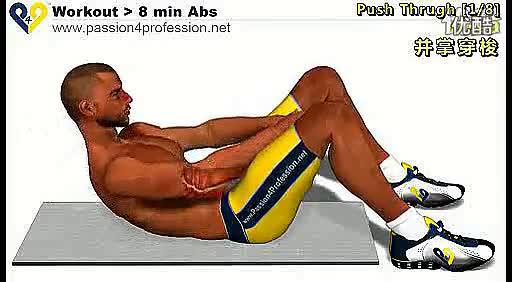 最有效的腹肌锻炼方法