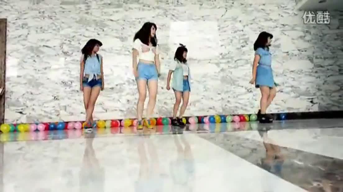 北京韩国舞蹈简单教学
