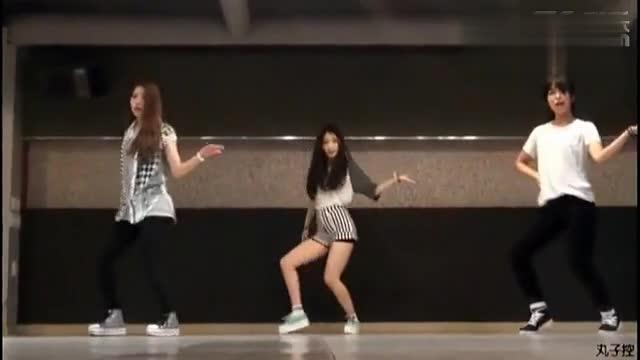 2013年最流行的韩国舞蹈教学视频