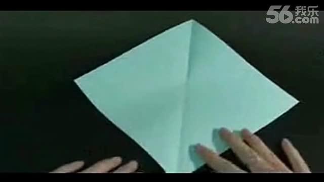 动物折纸大全之孔雀的折法图解-游戏视频