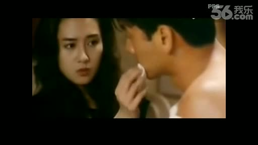 李丽珍《爱的精灵》激情床戏吻戏片段 游戏