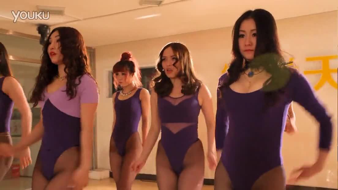 国产美女高叉紧身衣性感热舞mv 自拍