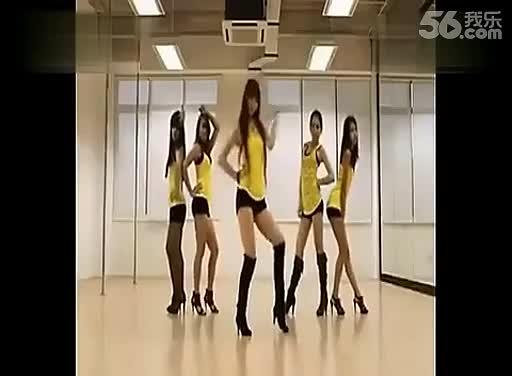 现代舞蹈教学视频分解慢动作