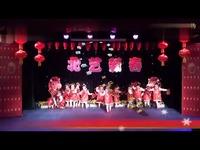 北艺幼儿园春晚短发:《开门红》月亮班-平度男生收拾视频舞蹈图片