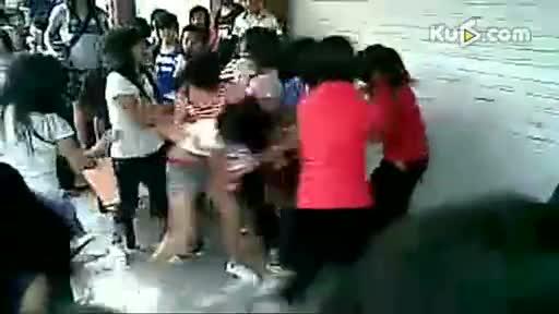 女子打架  暴力美女; 女子打架