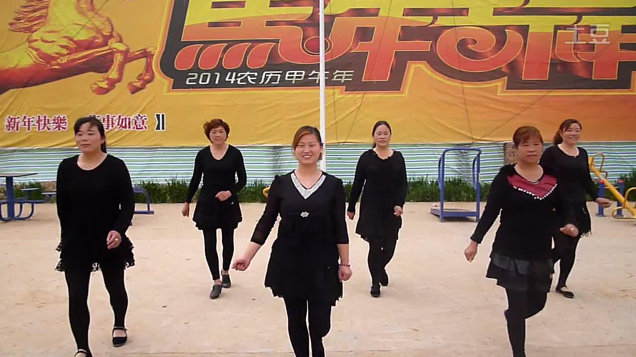 许昌县榆林乡河西文化广场舞我要做你的新娘-视频 超清在线观看