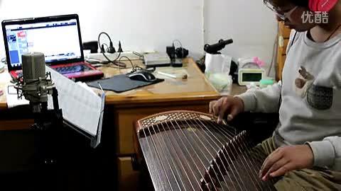 青花瓷古筝三重奏-古筝图片