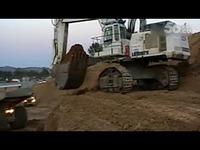 免费视频 __大型挖掘机工作表演__-视频_171
