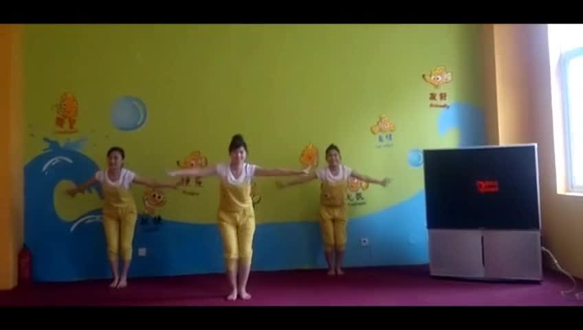 精华视频 2014最新幼儿舞蹈古诗联唱——咏鹅悯农春晓.flv-视频