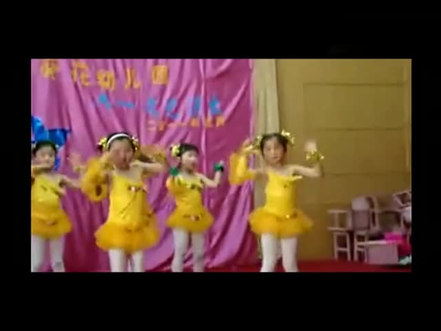 儿童 舞蹈 不如跳舞 幼儿舞蹈 视频教学 我最棒 幼儿舞蹈 幼儿舞蹈