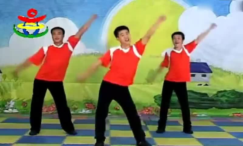 幼儿亲子舞蹈 林老师的舞动世界《天使》-视频 免费在线观看