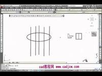 视频特辑CAD2011设置图形设计(138集)延伸-建筑打印机的方法步骤图片