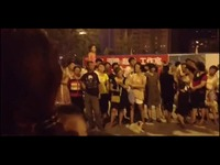 精彩性感DJ看点热舞沈阳北一路万达广场俄罗瑞恩性感纽曼图片