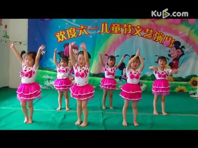 幼儿舞蹈教案 幼儿舞蹈视频